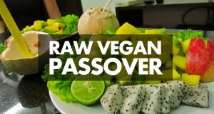 2 Simple Raw Vegan Recipes For Passover Seder That Will Make You Want To Convert