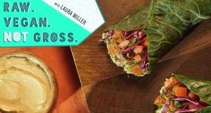 Baked Falafel | Raw. Vegan. Not Gross
