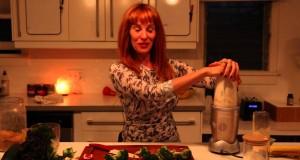CHEESY  BROCCOLI | EASY RAW VEGAN DISH FOR immune support | dara dubinet