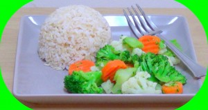 Cook PERFECT Rice Without A Rice Cooker ★ Vegan Diet