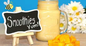 Easy Breakfast Idea – Delicious, Vegan Fruit Smoothies