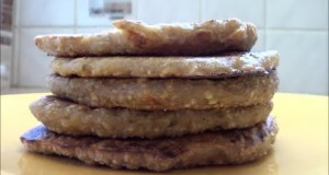 Easy Healthy Vegan Pancakes (HCLFV)