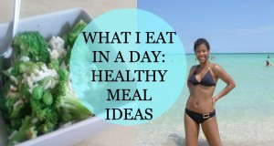 EASY Vegan Meals (#1): What I Eat In A Day