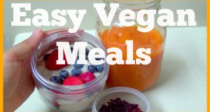 Easy Vegan Meals On The Go