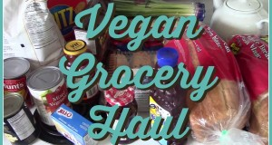 First (Junk Food) Vegan Grocery Haul!!