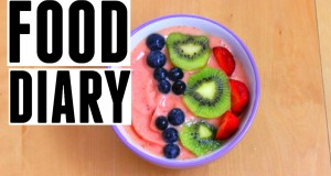 FOOD DIARY – gesund & vegan♡