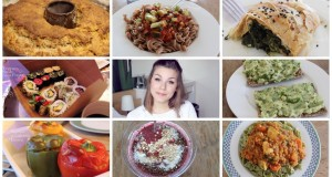 FOOD DIARY | Vegan essen