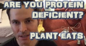 GOING VEGAN: Serious protein deficiency!!!