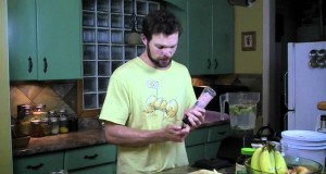 Green Power Breakfast Smoothie (Organic & Vegan)