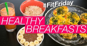 Healthy Breakfast Foods for Vegetarians