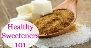 Healthy Sweeteners 101: Vegan and Vegetarian Diet