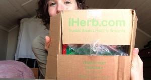 iHerb Vegan Food Haul