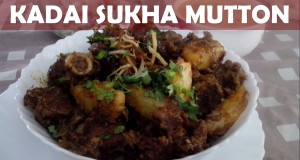 Lip Smacking Kadai Sukha Mutton By Kalpana Talpade | Non Vegetarian Recipes