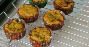 Mango Muffins Recipe (Vegan)