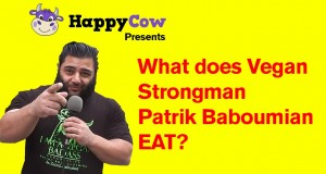 Patrik Baboumian – What Does This Vegan World Record Holder Eat?