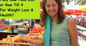 Raw Food For Weight Loss And Better Health