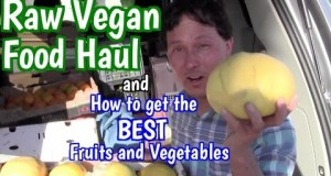 Raw Vegan Food Haul + How to Get the BEST Fruit & Vegetables
