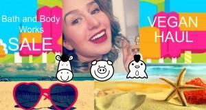 Shopping & Vegan Food Haul| Bath and Body Works SAS