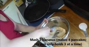 Simple Vegan Recipes: Banana Pancakes