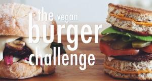 the vegan burger challenge | hot for food