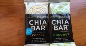 Vegan Artichoke Vegan Food Review Health Warrior Chia Bar