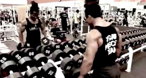 Vegan Bodybuilding (Six Pack Abs Ripped Muscle Diet Tone Weight Cutting Arms Protein 6