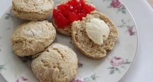 Vegan Buttermilk Biscuits Recipe – Southern Country Vegan Soul Food – Bread/Breakfast