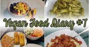 Vegan Food Diary #7 – Smoothie, Müsli und co.