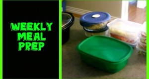 Vegan Food Prep | April 10th 2015