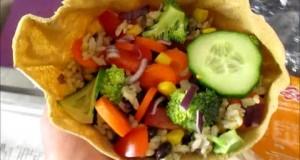 vegan power girl gönnt sich was! gefülltes fladenbrot || food inspiration