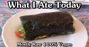 What I Ate Today on a Vegan Diet July 6, 2014