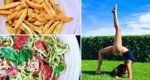 WHAT I ATE TODAY ♥ (Vegan & Healthy)  | Annie Jaffrey