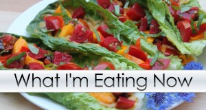 What I'm Eating Now *Raw Vegan* Summer 2015